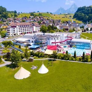 Studio In Morschach With Wonderful Mountain View And Wifi photos Exterior