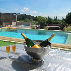 Studio In Villeneuve Les Avignon With Wonderful Mountain View Shared Pool And Enclosed Garden photos Exterior