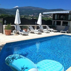 House With One Bedroom In Grasse With Wonderful Mountain View Shared Pool Enclosed Garden 13 Km From The Beach photos Exterior