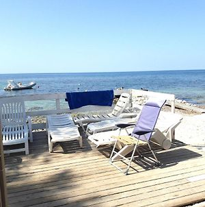 Apartment With One Bedroom In Carini With Wonderful Sea View Furnished Balcony And Wifi photos Exterior