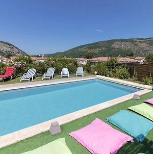 Villa With 4 Bedrooms In Foix With Wonderful Mountain View Private Pool Enclosed Garden photos Exterior