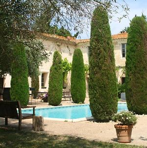 House With One Bedroom In Saint-Gilles, With Shared Pool, Furnished Garden And Wifi photos Exterior