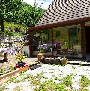 Chalet With 2 Bedrooms In Saint Martin Vesubie With Wonderful Mountain View Furnished Garden And Wifi photos Exterior