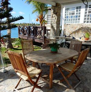 House With One Bedroom In Saintmartin With Wonderful Sea View Furnished Garden And Wifi 100 M From The Beach photos Exterior