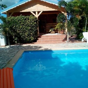 Apartment With One Bedroom In Saint Anne With Pool Access Enclosed Garden And Wifi 2 Km From The Beach photos Exterior