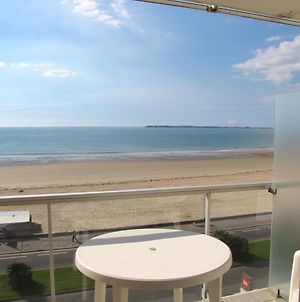 Studio In Pornichet With Wonderful Sea View Furnished Balcony And Wifi 200 M From The Beach photos Exterior