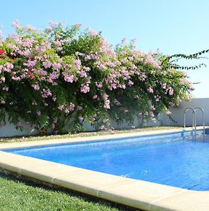 Villa With 4 Bedrooms In Conil De La Frontera With Wonderful Sea View Private Pool And Terrace 1 Km From The Beach photos Exterior