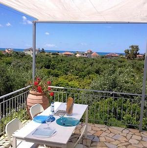 House With 6 Bedrooms In Neochori With Wonderful Sea View Furnished Garden And Wifi photos Exterior