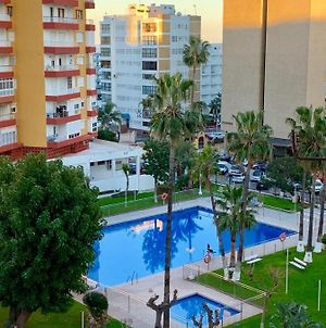 Studio In Benalmadena, With Wonderful City View, Shared Pool And Wifi - 700 M From The Beach photos Exterior