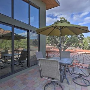 Chic Sedona Retreat About 2 Mi To Cathedral Rock Trail! photos Exterior