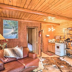 Cozy Kenai Riverfront Cabin - Fishing Paradise photos Exterior
