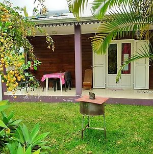 House With One Bedroom In Saint Benoit With Wonderful Mountain View Furnished Garden And Wifi 45 Km From The Beach photos Exterior