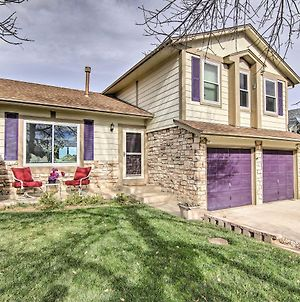 Colo Springs Home, 5 Mins To Cheyenne Mtn And Dt! photos Exterior