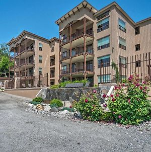 Resort Condo On Lake Chelan With Infinity Pool! photos Exterior