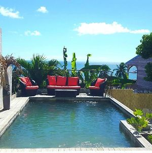 Villa With 6 Bedrooms In Sainte Luce With Wonderful Sea View Private Pool Furnished Terrace 2 Km From The Beach photos Exterior