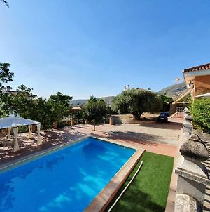 Villa With 2 Bedrooms In Alfacar With Wonderful Mountain View Private Pool Furnished Terrace photos Exterior
