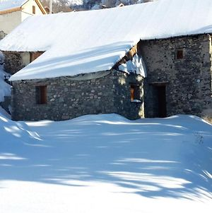 House With 2 Bedrooms In Valloire With Wonderful Mountain View Furnished Garden And Wifi 1 Km From The Slopes photos Exterior