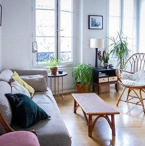 Charming Apartment Near Les Buttes-Chaumont photos Exterior