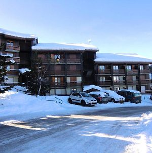 Apartment With 2 Bedrooms In La Plagne With Wonderful Mountain View And Furnished Terrace photos Exterior