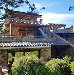 House With 4 Bedrooms In Porto Rotondo With Wonderful Sea View And Furnished Garden 600 M From The Beach photos Exterior