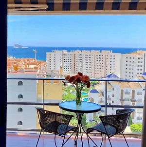 Apartment With One Bedroom In Benidorm With Wonderful Sea View Shared Pool Balcony photos Exterior