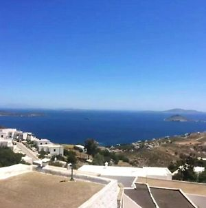 House With 4 Bedrooms In Patmos With Wonderful Sea View Terrace And Wifi 1 Km From The Beach photos Exterior