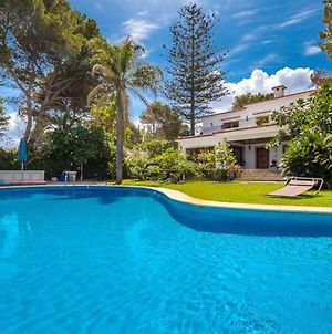 Villa With 5 Bedrooms In Denia With Private Pool Furnished Terrace And Wifi 50 M From The Beach photos Exterior