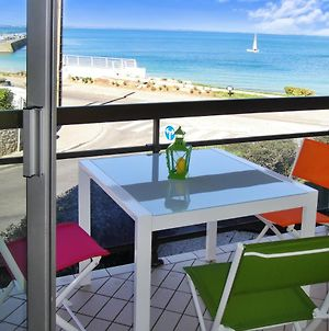 Apartment With One Bedroom In Quiberon With Wonderful Sea View And Furnished Balcony 50 M From The Beach photos Exterior