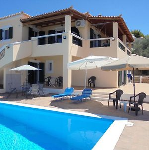 Villa With 4 Bedrooms In Porto Cheli With Wonderful Sea View Private Pool Enclosed Garden 1 Km From The Beach photos Exterior