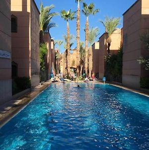 Property With 3 Bedrooms In Annakhil Marrakech With Wonderful City View Shared Pool Furnished Terrace 80 Km From The Slopes photos Exterior