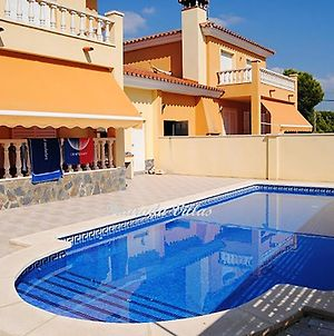 Villa With 3 Bedrooms In Les Tres Cales With Private Pool Enclosed Garden And Wifi 300 M From The Beach photos Exterior