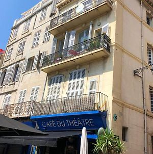 Apartment With One Bedroom In Marseille, With Wonderful City View And Balcony photos Exterior