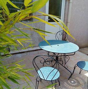 Studio In Saintjulienlesrosiers With Furnished Garden And Wifi photos Exterior