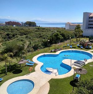 Apartment With 2 Bedrooms In Manilva With Wonderful Sea View Shared Pool Enclosed Garden 100 M From The Beach photos Exterior