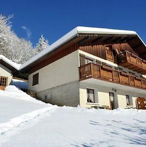 Apartment With 2 Bedrooms In Champagny En Vanoise With Wonderful Mountain View Enclosed Garden And Wifi 40 M From The Slopes photos Exterior