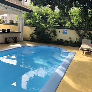 Villa With 5 Bedrooms In Mont Choisy With Private Pool Enclosed Garden And Wifi 300 M From The Beach photos Exterior