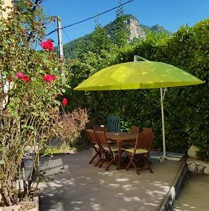 Apartment With 2 Bedrooms In Annot With Wonderful Mountain View Enclosed Garden And Wifi photos Exterior