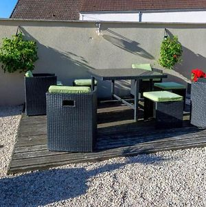 House With One Bedroom In Premeaux Prissey With Enclosed Garden And Wifi photos Exterior
