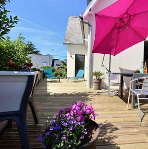 House With 2 Bedrooms In Perros-Guirec, With Enclosed Garden And Wifi photos Exterior