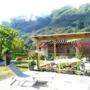 House With 2 Bedrooms In Benabbio, With Wonderful Mountain View, Enclosed Garden And Wifi - 25 Km From The Slopes photos Exterior