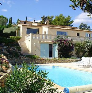 Villa With 4 Bedrooms In Frejus With Wonderful Sea View Private Pool Enclosed Garden photos Exterior