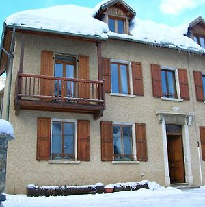 Apartment With 2 Bedrooms In La Grave With Wonderful Mountain View Balcony And Wifi photos Exterior