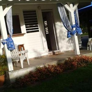 Studio In Sainte Anne With Enclosed Garden And Wifi photos Exterior