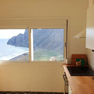 Apartment With One Bedroom In Hermigua, With Wonderful Sea View, Balcony And Wifi - 800 M From The Beach photos Exterior
