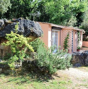 House With One Bedroom In Montauroux With Wonderful Mountain View Furnished Garden And Wifi 15 Km From The Beach photos Exterior