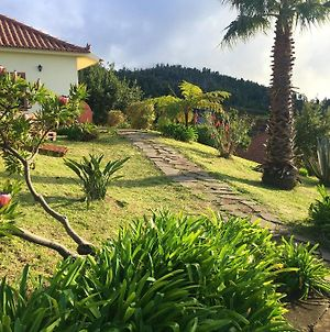 House With One Bedroom In Ponta Do Pargo With Wonderful Sea View Furnished Garden And Wifi 20 Km From The Beach photos Exterior