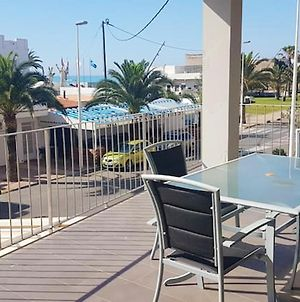 Apartment With 3 Bedrooms In El Grau De Moncofa, With Wonderful Sea View, Furnished Terrace And Wifi - 30 M From The Beach photos Exterior