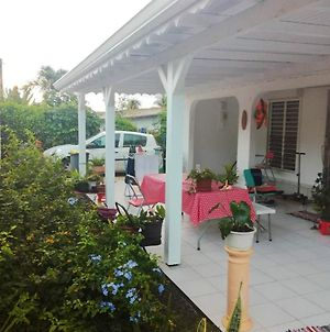 House With One Bedroom In Petit Bourg With Enclosed Garden And Wifi photos Exterior