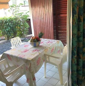 Apartment With One Bedroom In Le Moule, With Wonderful Sea View, Terrace And Wifi photos Exterior