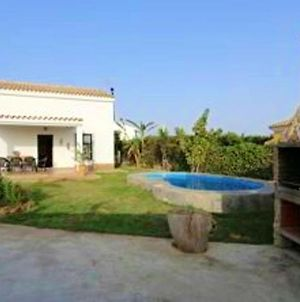 Villa With 3 Bedrooms In Conil De La Frontera With Wonderful Mountain View Private Pool Terrace 1 Km From The Beach photos Exterior